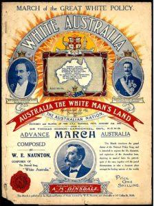 white-australia-march-2